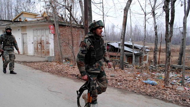 J&K: Security Forces Gun Down One Terrorist In An Encounter In Rajouri District