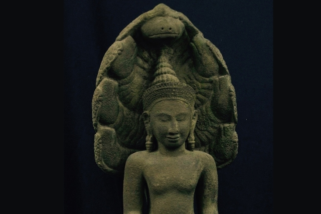 Nothing Is Lost Forever: 3rd Century Buddhist Sculpture Discovered In Guntur's Naga Dynasty Temple