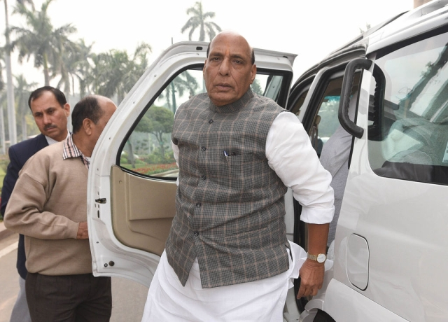 Pulwama Terror Attack: Post Kashmir Visit, Rajnath Singh To Brief All-Party Meet On Security Situation At 11am