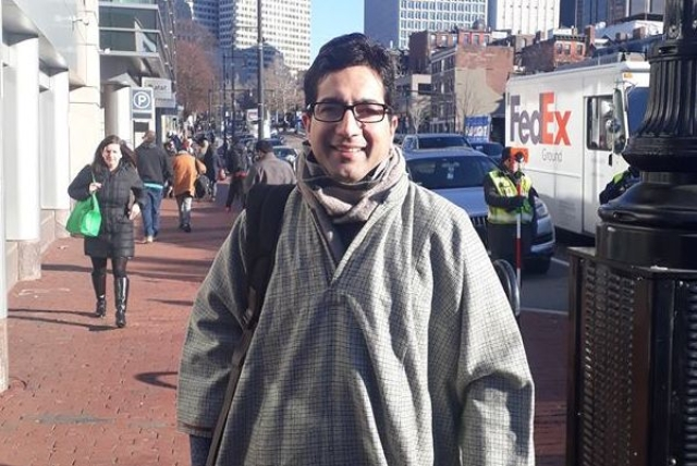 Former UPSC Topper Shah Faesal Who Quit IAS To Join Politics, Calls His Party The Biggest Platform For Youth