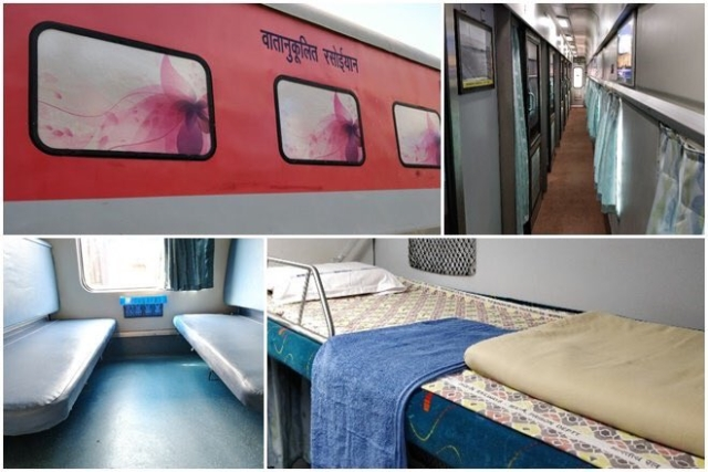 Seats For Mumbai-Delhi Bi-Weekly Rajdhani, Operated By Central Railway,  Sold Out In Five Hours