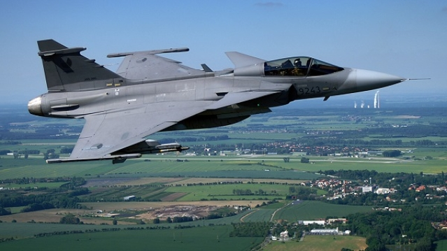 Saab Sweetens The Deal: 96 Gripens To Be Indigenously Manufactured If It Bags IAF's Mega Fighter Jet Contract