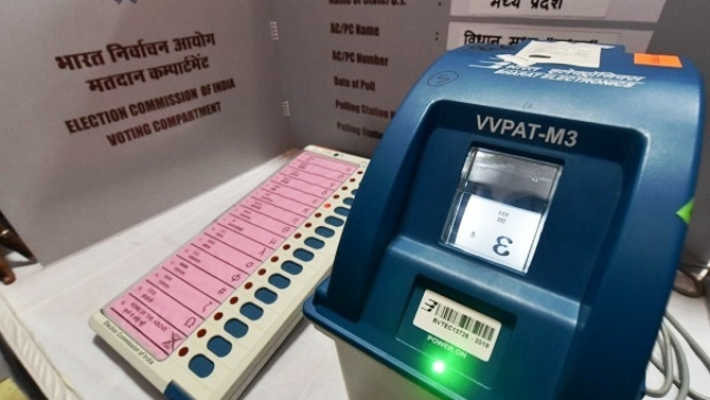 Election Commission Data Shows A Perfect EVM-VVPAT Tally