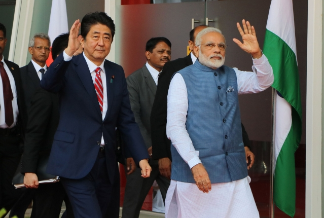 India, Japan Sign Pact On Reciprocal Provision Of Supplies And Services Between Armed Forces Of Both Countries