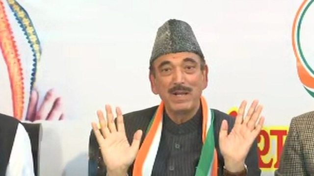 Lifetime Of Perks  Gone As Former CM Ghulam Nabi Azad Vacates J&K Guesthouse After  Abrogation Of Articles 370