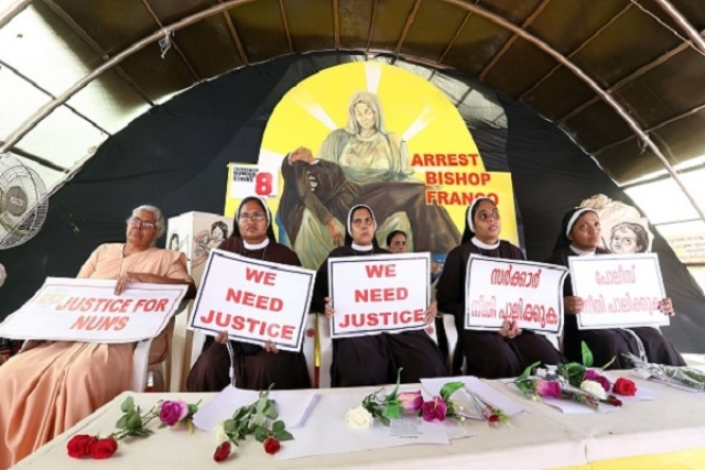 Nun Who Protested Against Rape Accused Bishop Franco Approaches Catholic Church In Rome Challenging Dismissal