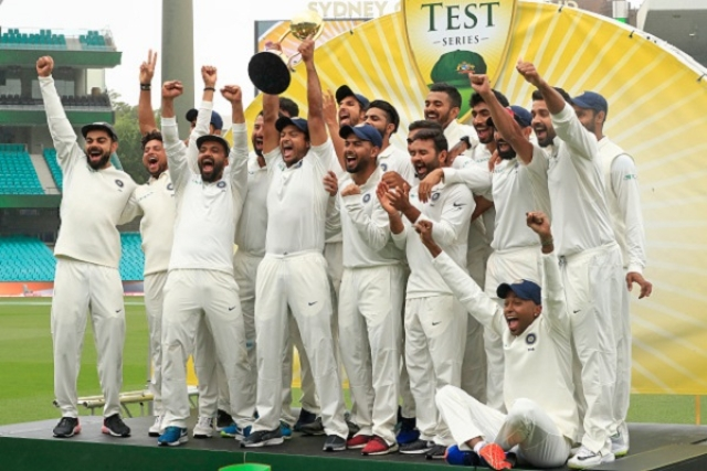 A 'Virat' Victory: Kohli Calls India's First Test Series Victory In Australia His Biggest Achievement