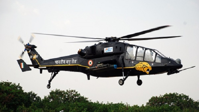 Ready For Induction: HAL's Light Combat Helicopter With Air-To-Air Missile Capability Finishes Weapon Trial
