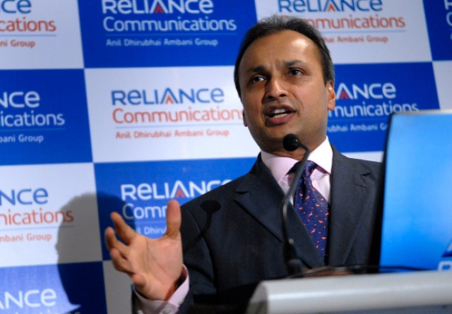 Debt-Laden Anil Ambani's RCom Files For Bankruptcy