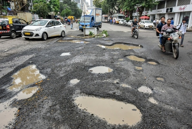 Mumbai: 50 BMC Engineers To Attend Two-Day Training On Road Construction And Potholes At IIT Bombay
