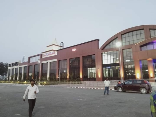 In Pictures: The Land Of Shiva Goes Regal, Modernised Manduadih May Soon Be Renamed Banaras Railway Station