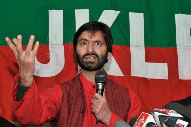 Ahead Of Article 35A Hearing, Separatist Yasin Malik, Jamaat-e-Islami Cadres Detained; 100 More Paramilitary Companies Deployed In Kashmir