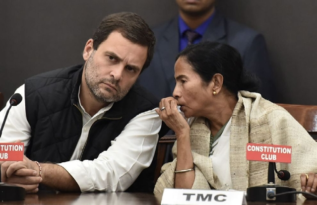 Congress Faces 'Gathbandhan' Woes In Bengal With Didi Refusing Political Space In Her Turf