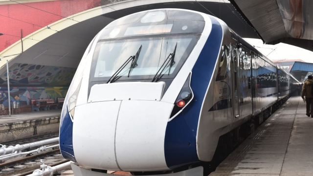 Indian Railways' Vande Bharat Express Attracts Interest From South-East Asian, South American Countries