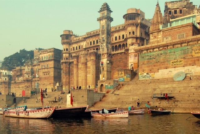 Banaras, Five Years On