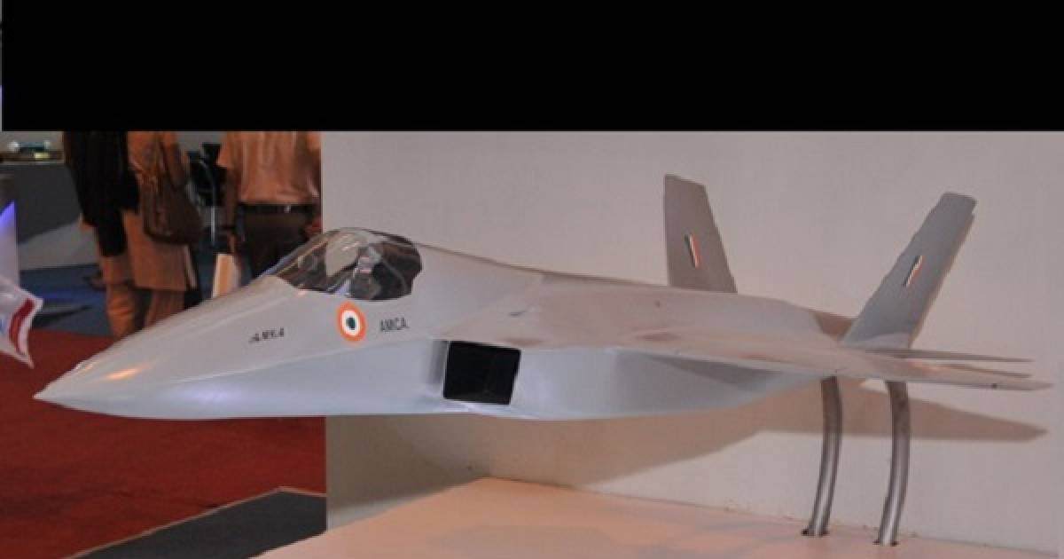Development Of India's Indigenous Fifth Generation Fighter ...