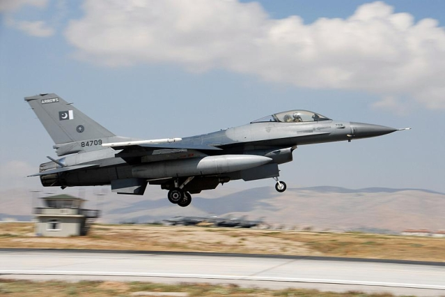 US Law, Not Its Weaponry, Be Damned: Pakistan To Deploy New F-16 Squadron In Mushaf Air Base, To Confront India
