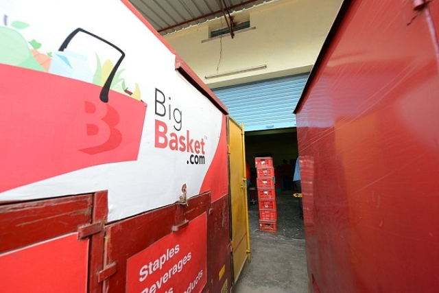Tata Group In Active Talks To Buy A Majority Stake In Online Grocery Store BigBasket: Report