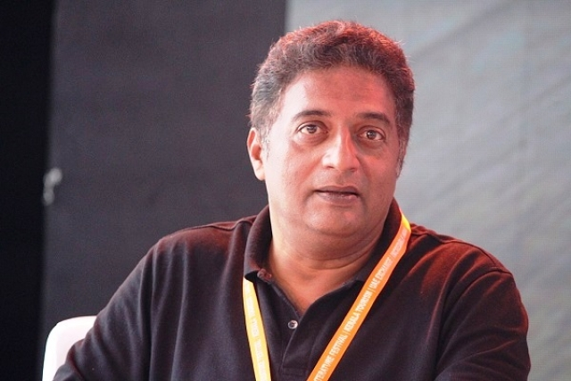 Modi Critic Prakash Raj Greeted With Pro-Modi Slogans In Bengaluru; Also Booked For Poll Code Violation