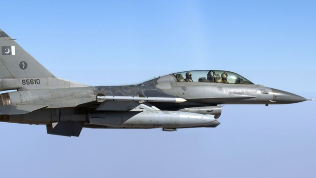 'Not Aware Of Any Such Investigation': Pentagon Statement Contradicts Report Claiming US Count Of Pakistani F-16s