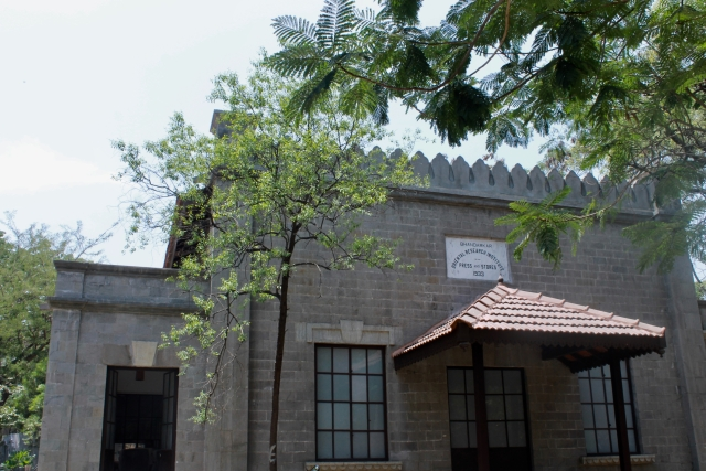 BORI's press unit has held a place of pride in its rich history. (Sumati Mehrishi)