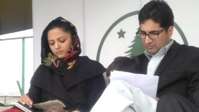 J&K: Former IAS  Officer Shah Faesal Launches Own Political Party, Says He's 'Inspired' By Pakistan's Imran Khan