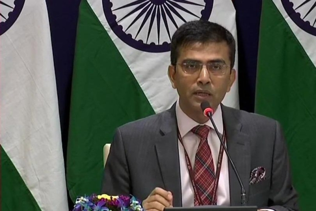 MEA Rubbishes Trump's Statement Claiming PM Modi Sought For Mediation In Kashmir