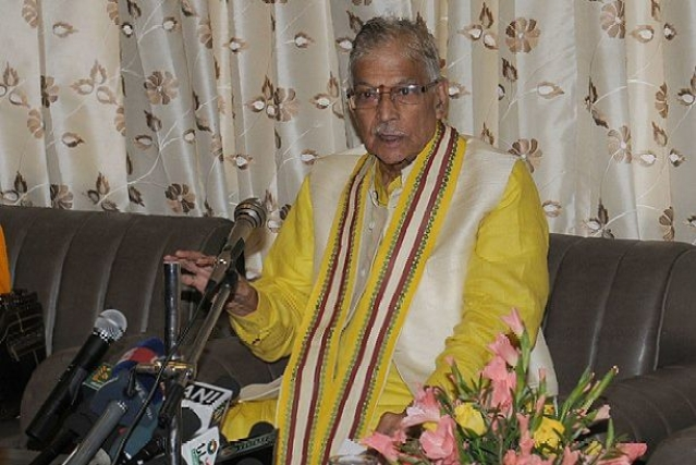 """This Is Fake"": ANI Refutes Alleged Murli Manohar Joshi Letter Wherein He Predicts Dismal BJP Performance In LS Polls"