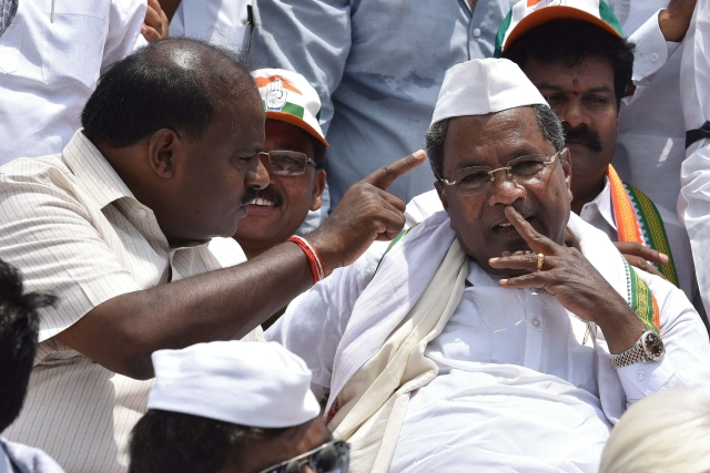 JD(S) Not A Political Party Says Former Karnataka CM And JD(S) Member Siddaramaiah