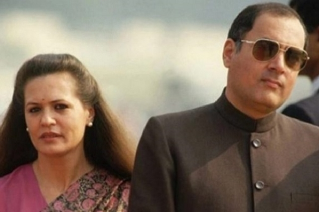 Indian Navy Veterans Reiterate That Rajiv, Sonia Gandhi Extensively Used Naval Resources For Holidaying