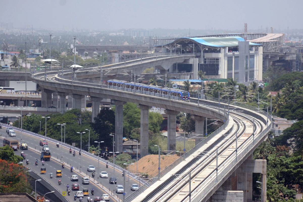 Work On Coimbatore Metro Rail Likely To Commence In