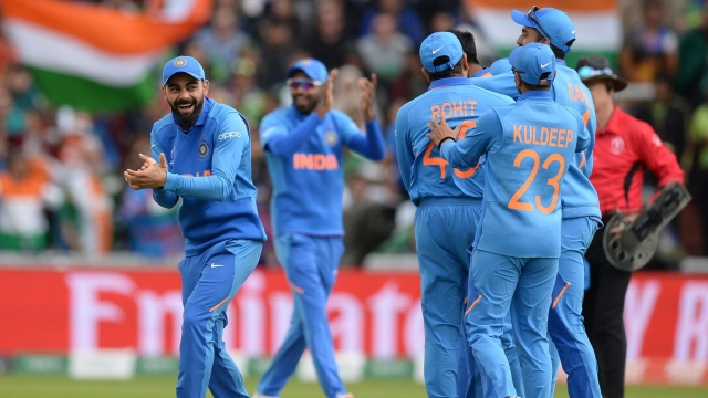 ICC Cricket World Cup 2019: Dominant  India Extend Unbeaten Record Against Pakistan To Seven Games In WC