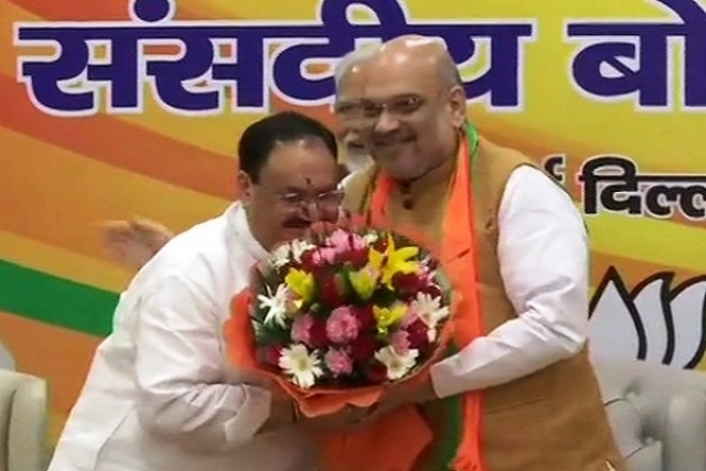 BJP Moves Into Post-Amit Shah Era: J P Nadda Appointed New National Working President Of The Party