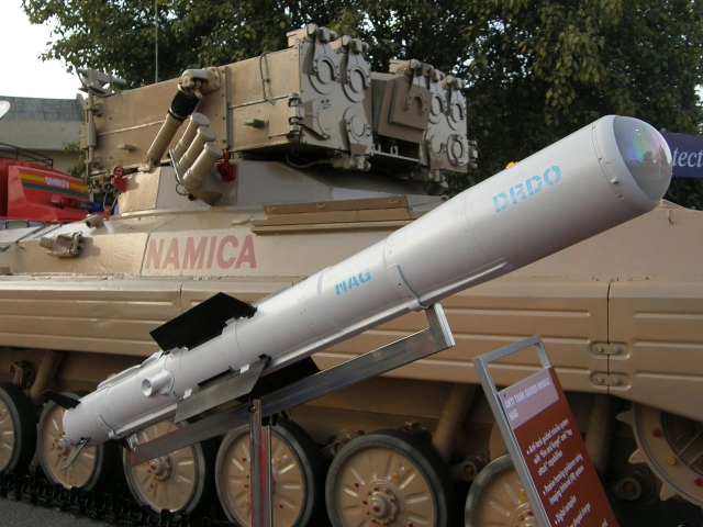 DRDO Successfully Test Fires Three Anti-Tank NAG Missiles As Induction Into Indian Army Becomes Imminent