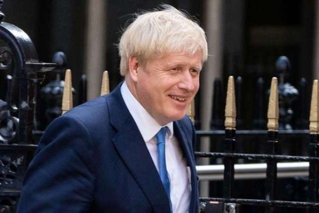 UK PM Boris Johnson Names Newborn Son After Frontline Doctors Who Successfully Treated Him For Covid-19