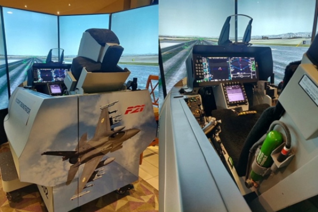 IAF Pilots Lukewarm Towards F-21 As Lockheed Martin Provides Access To Cockpit Simulator