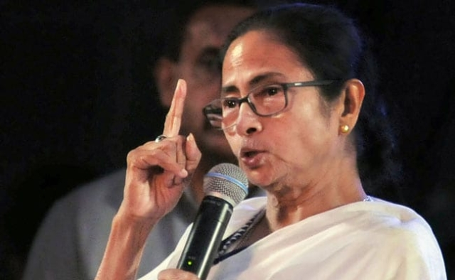 TMC Workers Thrash Professor For Protecting Female Students Being Forced To Raise Pro-Mamata Slogans