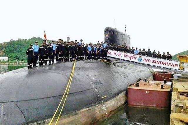 India To Deliver Myanmar's First Ever Submarine As Both Nations Heighten Maritime Cooperation