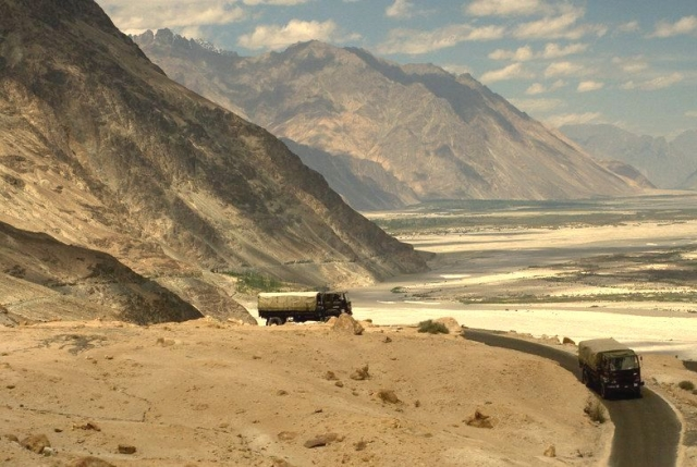 Why Ladakh Is Strategically Important For India