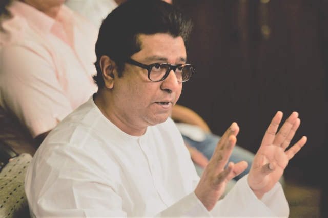 Raj Thackeray's MNS Puts Out Posters Offering Rs 5000 For  Info On Illegal Pakistani, Bangladeshi Infiltrators