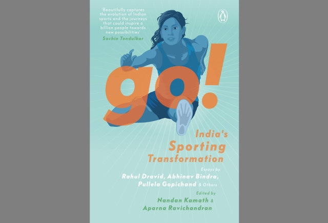 Cover image of the book 'Go!: India's Sporting Transformation'