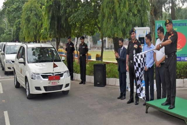 Indian Army Adopts E-Vehicles; Introduces E-Cars For Use Of Top Officials In Delhi