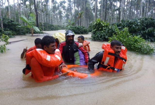Rescue work on in Kodagu