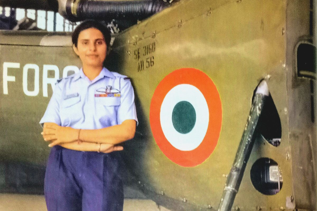 Gunjan Saxena Was India S Only Woman Air Warrior During Kargil War Here S Her Story