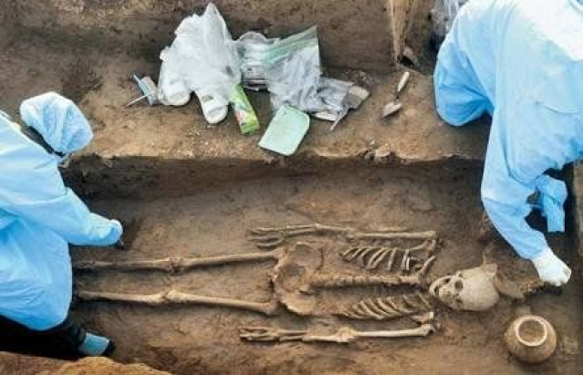 DNA Analysis Of A Skeleton Found At Sindhu-Saraswati Civilisation Site At Rakhigarhi Dents Aryan Invasion Theory