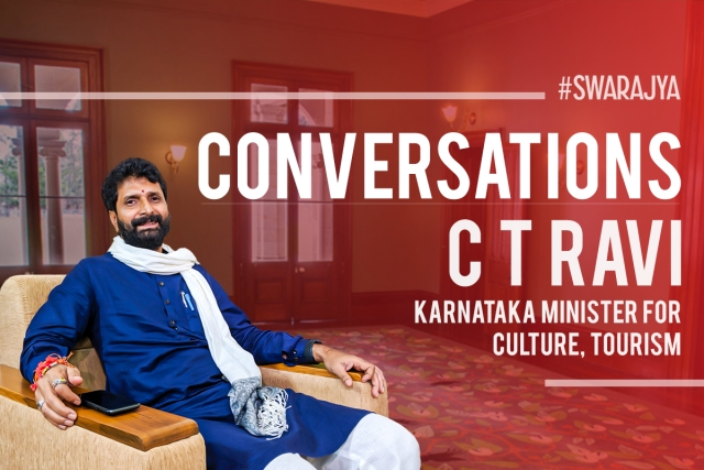 C T Ravi: Man On A Mission To Supercharge Karnataka Tourism