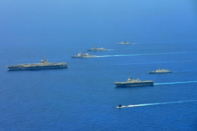 India May Invite Australia For Crucial Multilateral Malabar Naval Exercise Despite Chinese Objection