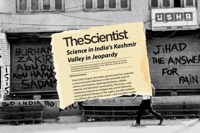 Selective Outrage Over Kashmir: Why Is 'The Scientist' Crying Foul Over Internet Clamp And Ignoring Islamist Terror?