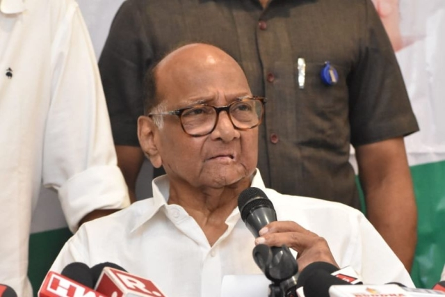 Amid Political Turmoil In Maharashtra, NCP Chief Sharad Pawar To Meet PM Modi Today To Discuss 'Farmers' Issues'