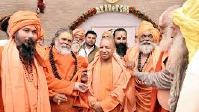 After Ayodhya, Grand Temple Should Be Built In Kashi And Mathura As Well: Akhil Bhartiya Akhara Parishad